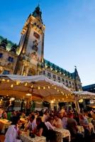 Bald schwäbelt´s auf dem Rathausmarkt