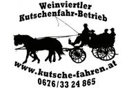 Kutsche fahren in Niederösterreich - mit dem Weinviertler Kutschenfahr-Betrieb