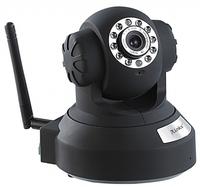 7links Fernsteuerbare Indoor-WLAN-IP-Kamera mit SD-Speicher & Infrarot