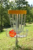 DiscGolf: An die Frisbees - fertig - los!