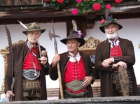 Wo die schönen Wilden feiern: Das Hochtal Wildschönau lädt zum Sommer voller Feste