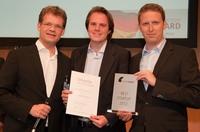SmartHome Deutschland Award für bestes Start-Up geht an tado