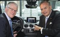 News on Board: dapd kooperiert weltweit mit Daimler AG