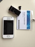 Event-Management: Name Badges per Smartphone scannen