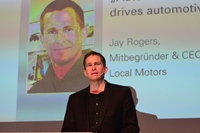 automotiveDAY 2012: Interview mit Jay Rogers (Local Motors) online erleben
