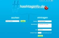 Hashtaginfo.de - Kryptischen Hashtags suchen oder erklären.