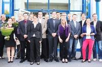 TAW Bochum verabschiedet 38 Bachelor-Absolventen
