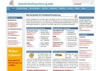 Immobilienfinanzierung.net informiert: Creditweb Baufinanzierung neu im Baugeld-Vergleich