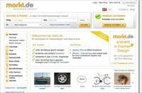 Der Marktplatz für Deutschland im Redesign - markt.de optimiert Design und Usability