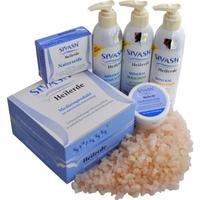 Salzgrotten entdecken für sich SIVASH-Heilschlick und rosa Meersalz