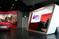 Dank Fotobox von MKT im Autocorso mit den FC Bayern Stars