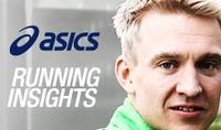 """""""ASICS Running Insights""""-acht neue Folgen"""