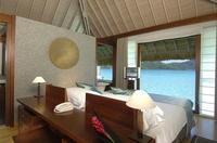 Auf Augenhöhe mit dem Pazifik - Infinity Beds auf Bora Bora