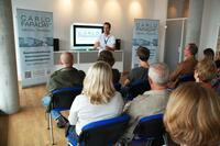CARLO FARADAY steht für erfolgreiche Seminare mit Hypnose zum Abnehmen in Deutschland
