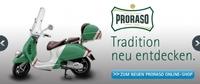 Die neue Proraso Formel - jetzt auch in Deutschland erhältlich!