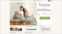 Partnervermittlung partner.de im neuen Look und Feel