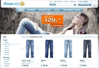 New Release for e-commerce Framework Arcavias available