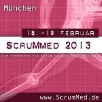 Konferenzankündigung & Call for Paper  für ScrumMed 2013 in München