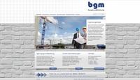bgm baugrundberatung GmbH mit neuer Internetpräsenz