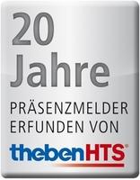 """Theben feiert """"20 Jahre Präsenzmelder. Das Original - von ThebenHTS."""""""