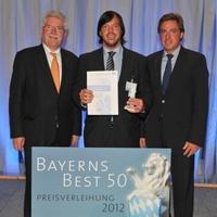 """Onlineprinters GmbH ist Preisträger bei """"Bayerns Best 50""""-Unternehmen"""