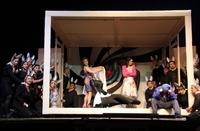 Opernfestspiele Gut Immling 2012 - Premiere von Hochzeit des Figaro