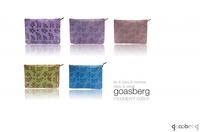 Trendige iPad Taschen in Modeldruck Design.