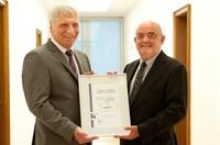 Kaufhof-Chef wird Senator des BWA