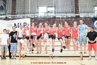Team DSHS SnowTrex Köln wird Deutscher Hochschulmeister