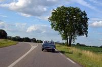 Deutsche Oldtimer-Reisen fährt  im Sommer zum Rennsteig