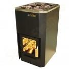 FinTec stellt neuen geprüften Holz-Saunaofen vor