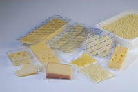 Frischpack verpackt technisch versiert alle Arten von Käse -   Die zweite Rinde für den Käse