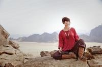Gudrun Sjödéns Naturmode der vier Elemente im Herbst 2012