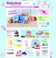 Baby Butt als beliebtester Online-Babymarkt ausgezeichnet