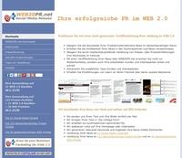 Neues Portal zur News Verbreitung über WEB 2.0
