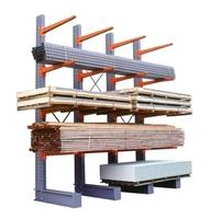 ELVEDI auf der Internationalen Holzmesse 2012: Lagersysteme für die Holzbranche