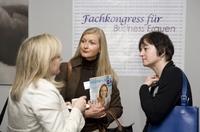 3. Fachkongress für Businessfrauen in München am 20. Oktober 2012