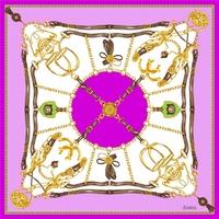 ZAERNA Seiden-Foulards - ein Hauch von Luxus