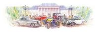 Freilichtmuseum der Automobilgeschichte: 36. Oldtimer-Meeting Baden-Baden
