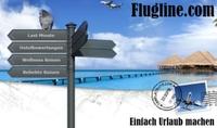Im neuen Reiseportal Flugline.com finden Sie Ihren Traumurlaub