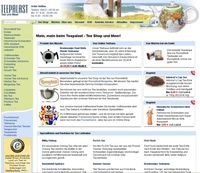 Der Online Teeversand Tee-und-meer.de ist zertifiziert