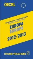 Der neue Europa-Oeckl 2012/2013 wird ab August ausgeliefert!
