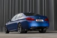 a-workx mit Akrapovic Neuheit für BMW M5 am Start