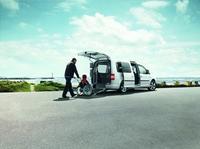 Autovermieter Europcar nimmt behindertengerechte Mietwagen in seine Flotte auf