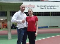 Xiega-Schützling läuft mit der deutschen Frauen-Staffel zu Silber