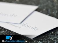 Drucksachen mit edler Blindprägung jetzt bei DieDruckdienstleister.de
