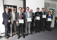Fünf Studenten der Universität Stuttgart mit dem Richard-Hirschmann-Preis geehrt