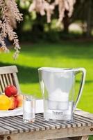 Mit Wasser erfrischt den Sommer genießen: Der BWT-Tischwasserfilter ist der perfekte Begleiter durch die heiße Jahreszeit