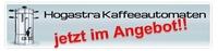 Hogastra - Professionelle Kaffeemaschinen zu kleinen Preisen