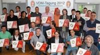 Verleihung des VDM-Award 2012